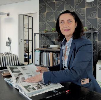 Portrait d'élue CCI : Christine Petiteau