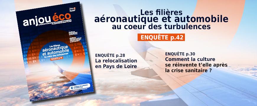 Anjou éco n°61- novembre 2020