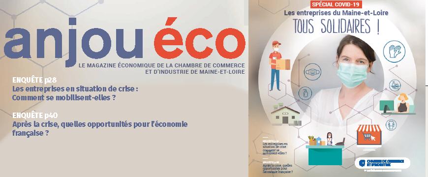 Anjou éco n°59 - juin 2020
