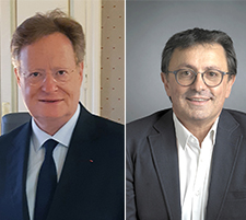 Regards croisés de René Bidal et Eric Grelier