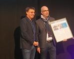 ALUMAINE lauréat  du prix Anjou Eco