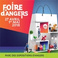 Foire expo d'Angers du 27 avril au 1er mai 2018