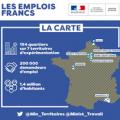 Le dispositif des emplois francs étendu à tout le Maine-et-Loire