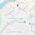 Une carte interactive pour identifier vos commerces et restaurants !