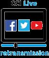 Les retransmissions CCI en live